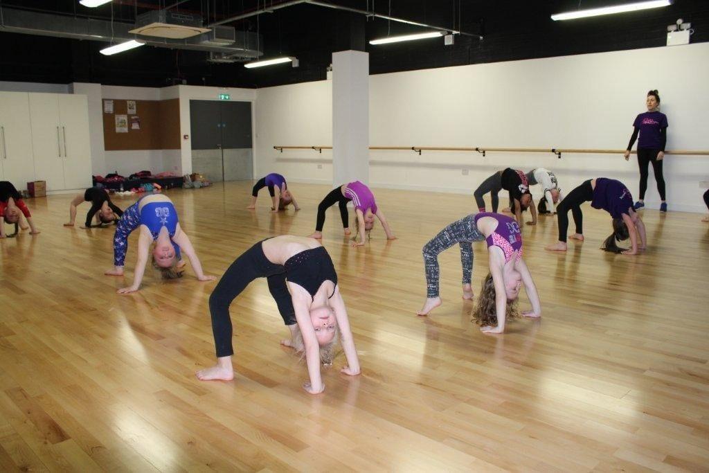Dancers Floorwork