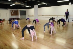 Dancers Floorwork