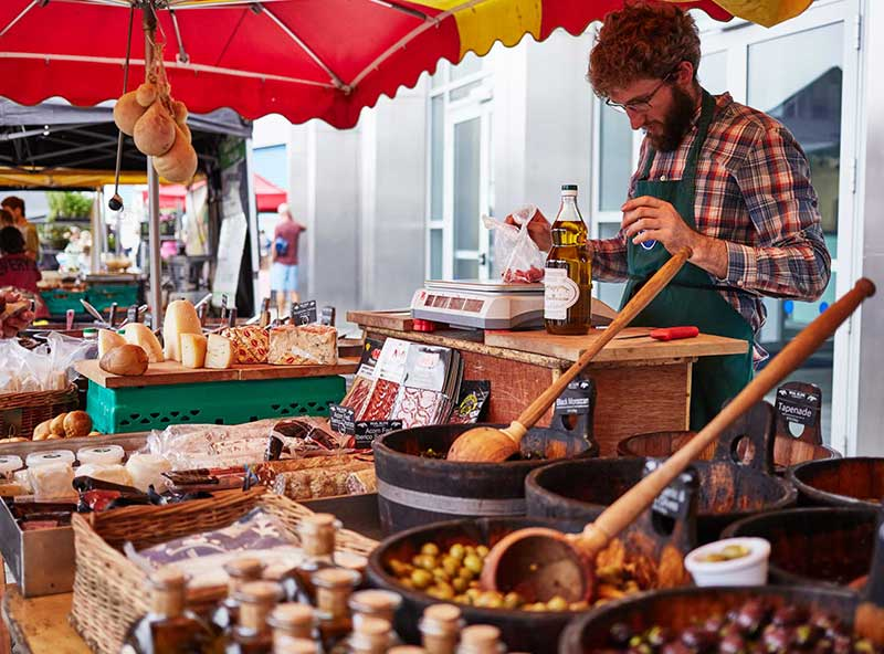 Best farmers market in Cork