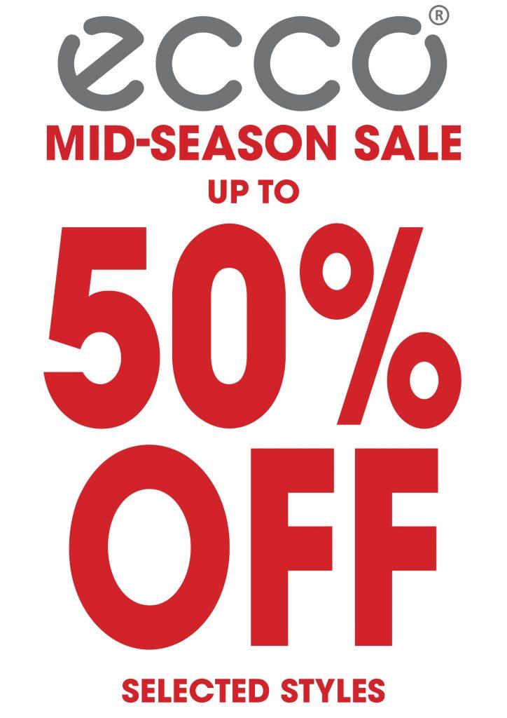 b54c0bdf7b9e5 Mid Season Sale at Ecco | Mahon Point Shopping Centre