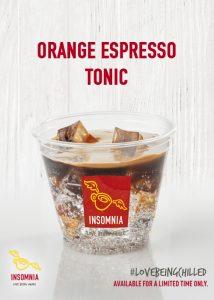 Orange Espresso Tonic